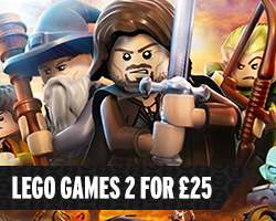 Lego 2 For £25