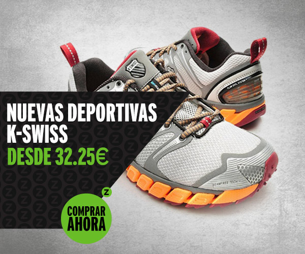 Zapatillas K-Swiss