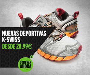 Zapatillas K-Swiss