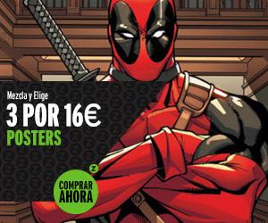 3 Posters por 16€