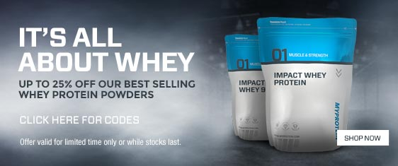 Its all about whey