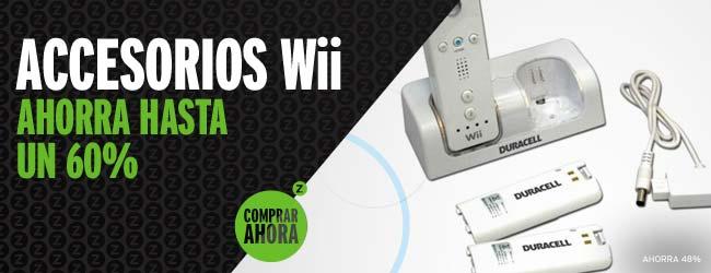 Periféricos Wii