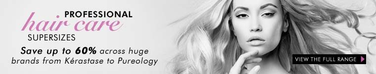 Save Up to 60% OFF Professionnel Hair Care + Free Worldwide Delivery at BeautyExpert.co.uk