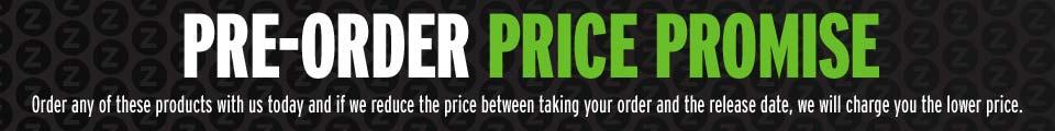Pre Order Price Promise