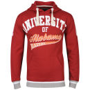 Soul Star Men's Alabama Hooded Sweat - Red
