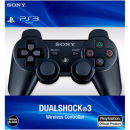 Sony Dual Shock 3 Wireless Controller - Black (PS3) - Grade A Refurb
