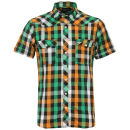 Boxfresh Men's Camerius Shirt - Green