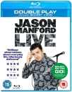 Jason Manford: Live - Double Play (Includes MP3 Copy)