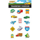 Transport Generic (Shimmer) - Shimmer Sticker Pack