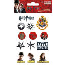 Harry Potter Hogwarts (Shimmer) - Shimmer Sticker Pack