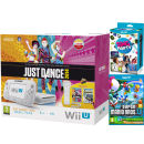 Nintendo Wii U Just Dance 2014 and Nintendo Land Bundle - Includes New Super Mario Bros. U + SiNG Party Wii U WIth Microphone