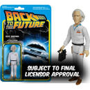ReAction Back to the Future Doc Emmett Brown 3 3/4 Inch Action Figure