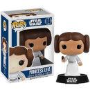 Star Wars Princess Leia Pop! Vinyl Figure Bobblehead