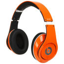 Beats by Dr. Dre: Studio Over Ear Headphones from Monster - Orange - Grade A Refurb