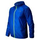 New Balance Men's Running Shadow Ultra Lite Jacket - Laser Blue