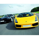 Double Supercar Driving Thrill (Week-Round)