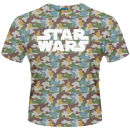 Star Wars Men's T-Shirt - Boba Fett Camo