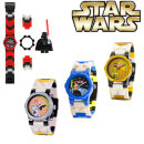 LEGO Star Wars: Kids Boba Fett Watch USED