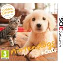 Nintendogs and Cats (Golden Retriever and New Friends) (3DS)