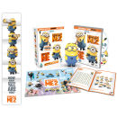 Despicable Me 1 and 2 - Limited Edition Gift Box (Includes UltraViolet Copy, Squishy Minion and Activity Pack)
