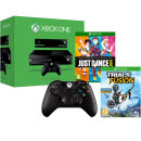 Xbox One Summer Bundle With Kinect (Extra Xbox One Controller)
