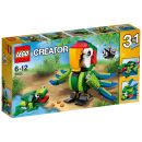 LEGO Creator: Rainforest Animals (31031)