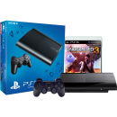 Sony PlayStation 3 Slim 500GB Console - Includes Uncharted 3 and DualShock 3 Controller