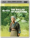 The Ballad of Narayama (Masters of Cinema) (Blu-Ray and DVD)