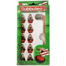 Subbuteo Red And White Team Set