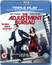 The Adjustment Bureau: Triple Play (Includes Blu-Ray, DVD and Digital Copy)