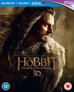 Hobbit: Desolation of Smaug 3D (Bevat UltraViolet Copy en 2D Version)