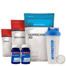 Pack de fuerza Terry Hollands