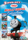 Thomas and Friends: The Really Useful Collection - Thomas In Charge / Up Up and Away / Rescue On The Rails