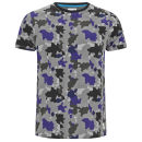 Boxfresh Men's Learmonth T-Shirt - Neo Camo
