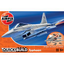 Airfix Quick Build Euro Fighter Typhoon