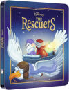 The Rescuers - Steelbook Exclusivo de Zavvi (Edición Limitada) (The Disney Collection #22)