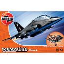 Airfix Quick Build BAE Hawk (Black)