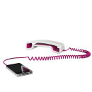 Swissvoice ePure Corded Mobile Handset - White/Pink