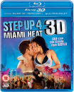 Step Up 4: Miami Heat 3D (Includes Digital and UltraViolet Copies)