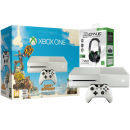 Xbox One Console - Includes Sunset Overdrive & Turtle Beach XO1 Headset