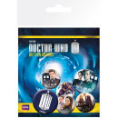 Doctor Who Series 7 Part 2 - Badge Pack