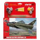 Airfix Starter Set EE Lightning F2A