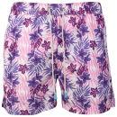 Oiler & Boiler Men's Classic Swim Short - Purple Floral