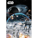Star Wars Battle - Maxi Poster - 61 x 91.5cm
