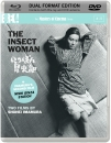The Insect Woman/ Nishi-Ginza Station [Masters of Cinema] (Dual Format Blu-ray + DVD edition)