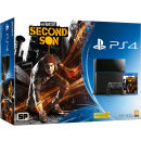 PS4: New Sony PlayStation 4 500GB Console with InFamous: Second Son