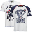 Everlast Men's 2-Pack T-Shirts - White & White/Royal