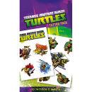 Teenage Mutant Ninja Turtles Shellheads - Tattoo Pack