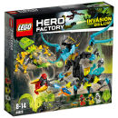 LEGO Hero Factory: Queen Beast vs. Furno, Evo and Stormer (44029)