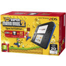 Nintendo 2DS Blue + New Super Mario Bros. 2 Special Edition